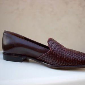 PARTNERS Mervyns Vintage Leather Loafers size 5.5